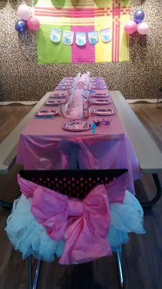 Jump2It Kelowna:  MY LITTLE PONY themed birthday party