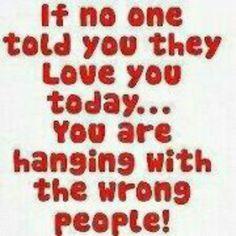 Wrong people!