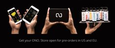 ONO is the 3D Printer of the Future. Print 3D objects directly from your smartphone. ONO is affordable, accurate, versatile, portable, simple, social.