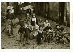 Untitled (Naples, Italy) 1951 (later print) gelatin-silver print 7 1/8 x 9 inches