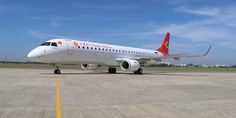 Embraer delivers its 1,300th E-Jet to Tianjin airways