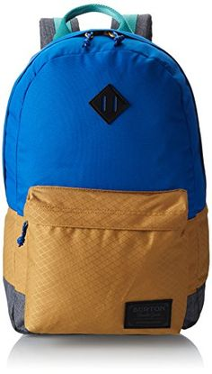 Burton Kettle Backpack  1220cu in Wood Thrush Diamond Ripstop One Size ** Want additional info? Click on the image.