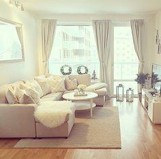 Pretty neutral living area
