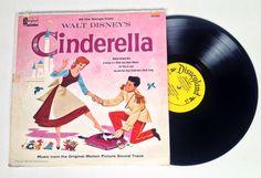 Walt Disney's Cinderella record...