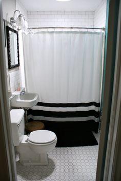 Light Bright Guest Bathroom Reveal Home DIY Home Decor And - Bright bath towels for small bathroom ideas
