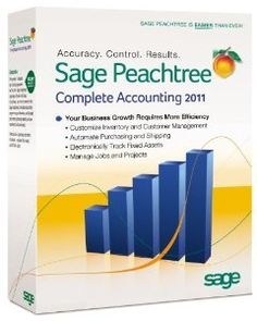 Sage Peachtree Complete Accounting 2011 [OLD VERSION] --- http://www.amazon.com/Sage-Peachtree-Complete-Accounting-VERSION/dp/B003DU34P2/ref=sr_1_52/?tag=affpicntip-20