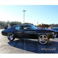 72 chevelle 24 inch forgiato wheels 5 star atlanta