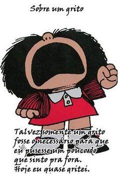 mafalda pensando portugues - Pesquisa Google
