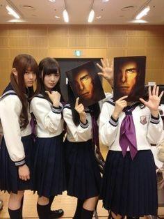 乃木坂46 (nogizaka46) Matsumura Sayuri (松村沙友理) Shiraishi Mai (白石麻衣) Fukagawa Mai (深川麻衣) Inoue Sayuri (井上小百合)