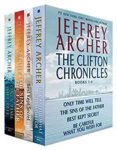 12 best jeffrey archer images on pinterest jeffrey archer books thecliftonchroniclesbooks1 4only fandeluxe Images