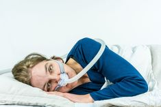 Photo about Woman sleeping on her side with CPAP, sleep apnea treatment. Image of ventilation, female, cpap - 82920889 Sleep Apnea Mask, Sleep Apnea Treatment, Sleep Apnea Machine, Cpap Cleaning, Ear Pressure, Sciatic Pain, Sciatica, Trouble Sleeping