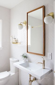 5 Less Boring Ways to Pattern Subway Tiles (If You *Must* Use Them)