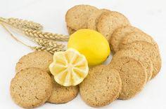 Galletas Integrales de Limón