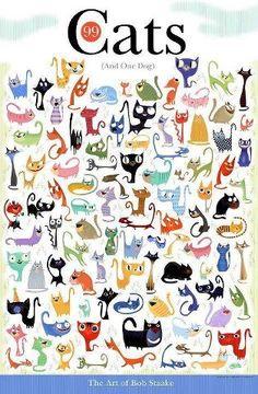 Amo gatos de todas as cores, raças, estilos...eles transmitem tanto amor, é impossivel olhar um e não sentir um amor enorme em seu coração...♥