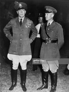 Bonus Army, Douglas Macarthur, Flat Picture, Dwight Eisenhower, Stock Foto, Nine Months, Korean War, Troops, Soldiers