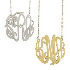 I love the Izara Cutout Necklace on markandgraham.com