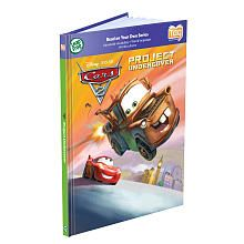 LeapFrog TAG Activity Storybook - Disney Pixar Cars 2: Project Undercover