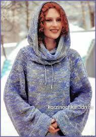 Картинки по запросу пуловер оверсайз спицами схемы