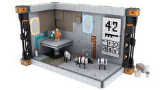 Lego Portal 2