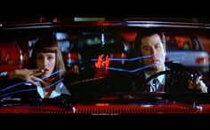 Pulp Fiction is pure entertainment when you watch it the first time, but the intellectual underpinnings and interwoven plot lines make for a deeper and richer experience with subsequent viewings.