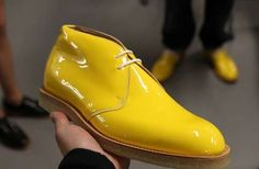 The Mark McNairy Spring Summer 2013 Shoe Collection Modernizes Classics trendhunter.com