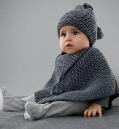 Erkek Bebek Örgü Şapka (Bere) Modelleri (12)