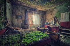 21 Lost Places: Diese verlassenen Orte erobert sich die Natur zurück - TRAVELBOOK.de