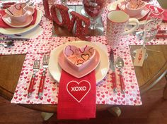 TEA IN TEXAS: Valentine's Day Means Candy and Flowers