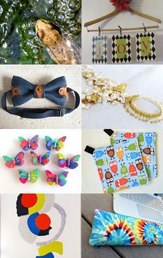 Treasure Me Please - Exclusive April Finds by Cris D. on Etsy--Pinned with TreasuryPin.com