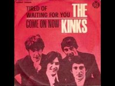 From 1965 and a top 5 hit for The Kinks 'Tired Of Waiting For You' -- happy 71st to their drummer Mick Avory today!