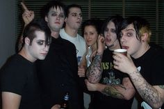 Look how young they all are!