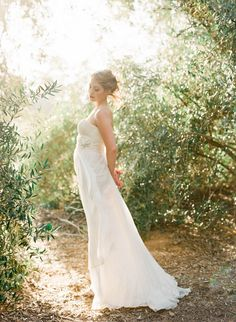 Contax 645 Bridal Shoot