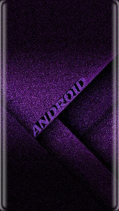 Purple Texture Android Wallpaper