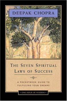 """Review And Quotes Of The Seven Spiritual Laws Of Success - """"Grass doesn't try to grow, it just grows. Fish don't try to swim, they just swim."""" http://saveriovalenti.com/personal-development-books/the-seven-spiritual-laws-of-success-by-deepak-chopra/"""