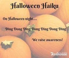 Raising Autism Awareness on Halloween!