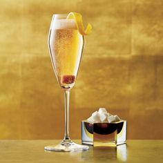 Thanksgiving Sparkling Wine Cocktails
