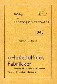 Katalog over Legetøj og Trævarer : 1943 side 10 dukkehus