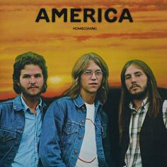 America - Homecoming, 1972.  All songs are wonderful, California-tinted examples of soft seventies rock including the spectacular 'Ventura Highway.'