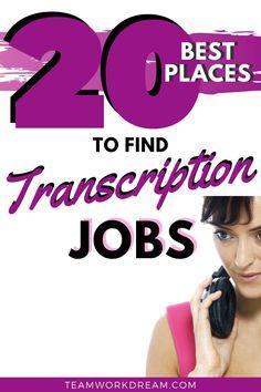 Earn Money From Home, Earn Money Online, Online Jobs, How To Make Money, Transcription Jobs From Home, Transcription Jobs For Beginners, Online Work From Home, Work From Home Tips, Good Listening Skills