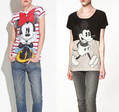 ss12 camiseta dibujos animados zara Tú decides: camisetas con dibujos animados, ¿si o no?