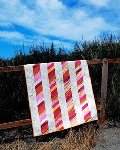 Quilt Pattern - Friendship Bracelet complete PDF quilt pattern by blair on Etsy, $9.95