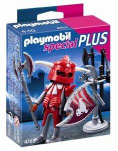 Playmobil 4763 - Cavaliere Armato: Amazon.it: Giochi e giocattoli