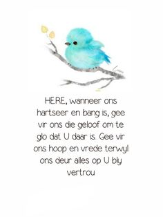 Goeie More, Afrikaans Quotes, Good Morning Wishes, Gods Love, Encouragement, Words, Hart, Inspirational, Diamond