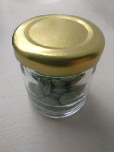 Georganics Spearmint Mouthwash Tablets 1 Month Supply (60) Thing 1, Best Oral, Sodium Bicarbonate, Mouthwash, 1 Month, Oral Health, Glass Jars, Tableware