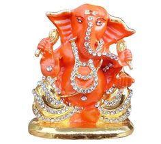 Up to 75% Discount  TIEDRIBBONS Ganesha idol - Orange Color http://dailynewsindian.in/75-off-tiedribbons-ganesha-idol-orange-color-at-amazon/ #amazon #discount #offers #ganesha #deals #offers #dealoftheday #shopping #dailynewsindian