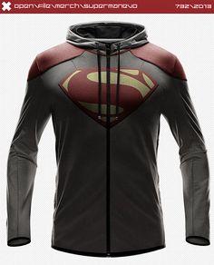 Superhero Hoodies Concepts