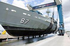 Announcing BSE's third Australian dockyard facility.