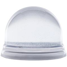 Maison Margiela Giant Snowball (2,445 HKD) ❤ liked on Polyvore featuring home, home decor, holiday decorations, christmas, backgrounds, snow globes, snowglobes, filler and maison margiela