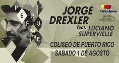 Jorge Drexler @ Coliseo de Puerto Rico, Hato Rey #sondeaquipr #jorgedrexler #choliseo #coliseopr #hatorey #sanjuan #conciertospr