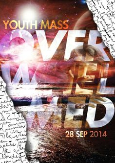 Youth Mass Overwhelmed Poster draft 3